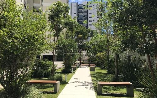 apartamento semi-mobiliado 3 dormitórios dependência 2 vagas livres no parque são jorge
