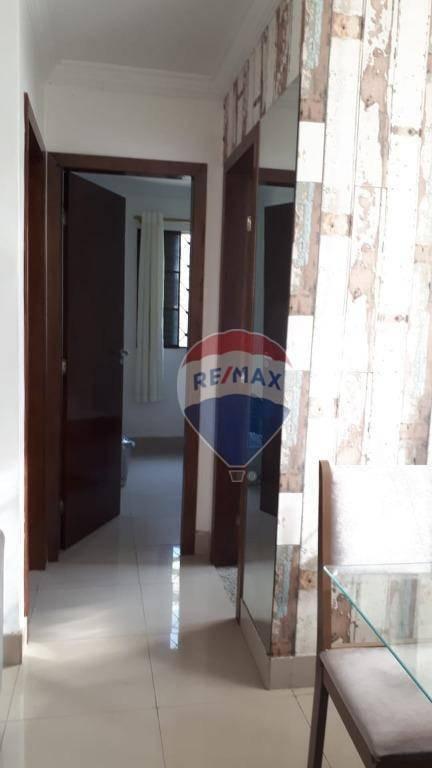 apartamento semi mobiliado com 2 dormitórios para alugar, 51 m² por r$ 1.900 - terra nova - cuiabá/mt - ap0038