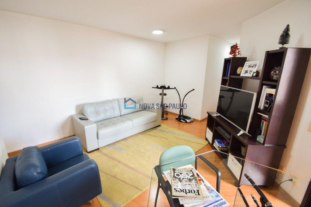 apartamento semi mobiliado próximo ao metrô - bi26521