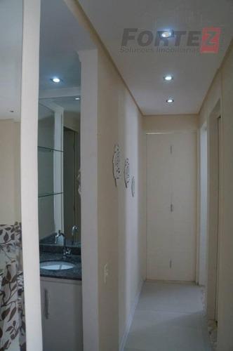 apartamento semi mobiliado vila endres - ap2083. - ap2083