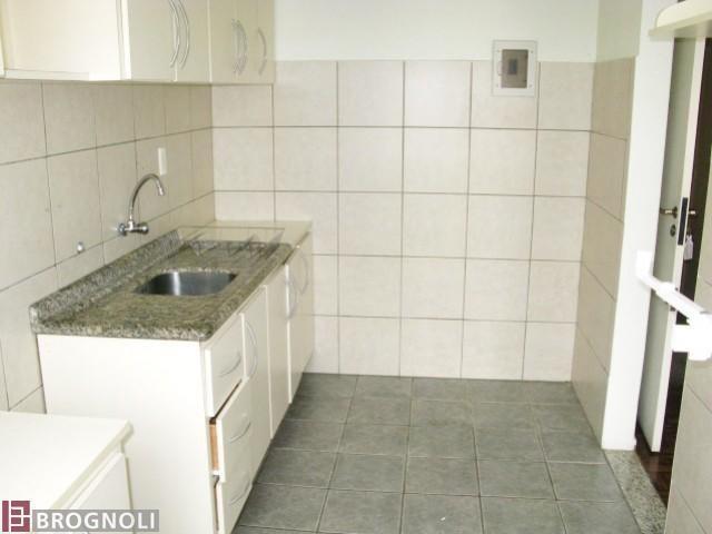 apartamento semimobiliado trindade - 18568