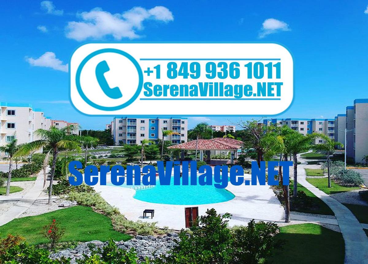apartamento serena village punta cana alquiler serenavillage