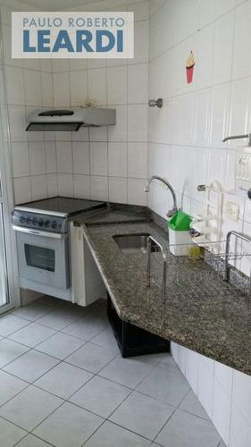 apartamento silveira - santo andré - ref: 547343