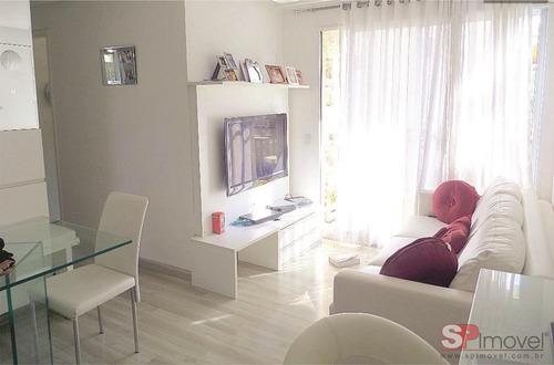 apartamento sitio da figueira 1 suítes 3 dormitórios 1 banheiros 1 vagas 67 m2 - 2726