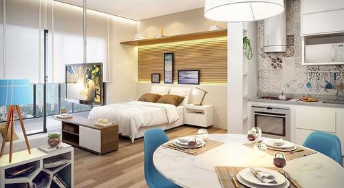 apartamento são caetano - 01 dormitorio