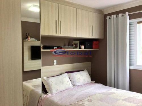 apartamento são caetano do sul - gl37358