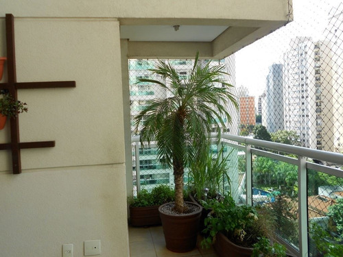 apartamento-são paulo-campo belo   ref.: 345-im217468 - 345-im217468