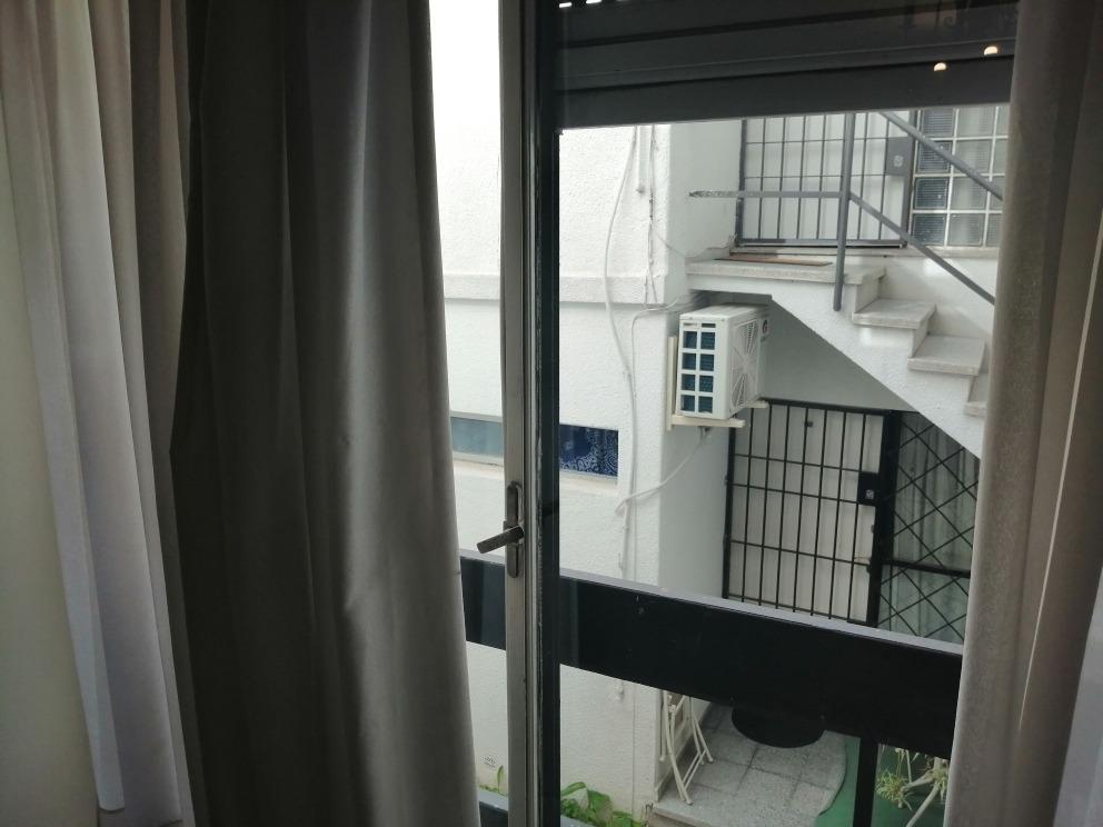 apartamento sobre fco vidal a metros de rambla, biarritz