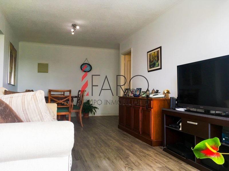 apartamento sobre roosevelt 2 dormitorios con terraza-ref:36879