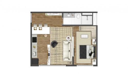 apartamento studio 1 dormitório 1 vaga em obras são caetano