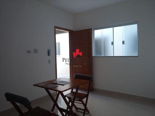 apartamento stúdio, 1 dormitório em patriarca. - pe27033