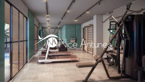 apartamento studio, novo, venda, jardim paulista, zona sul - na7378