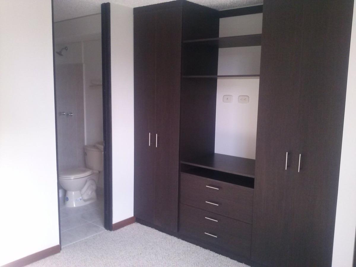 apartamento - suba las mercedes - 62 m2- $195.000.000