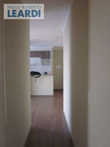 apartamento suíço - são bernardo do campo - ref: 509736