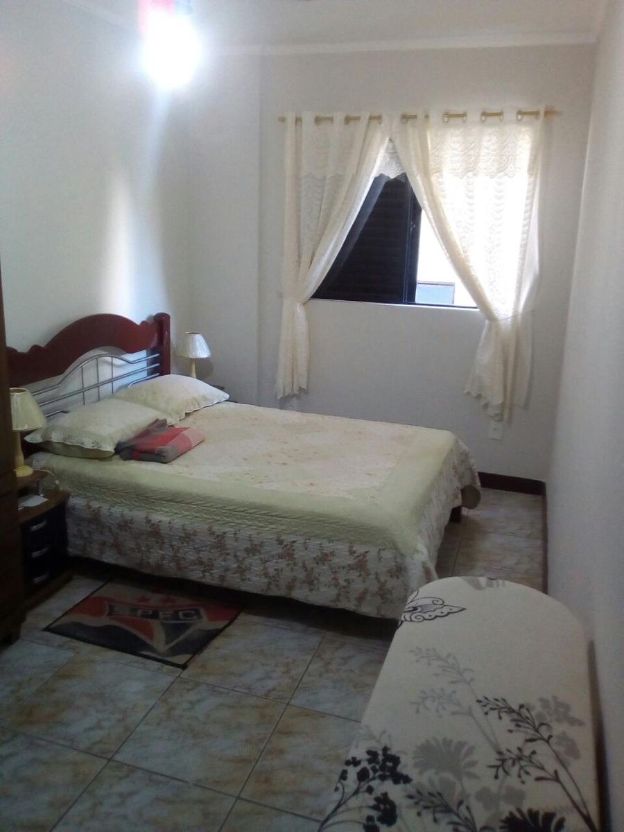 apartamento super espaçoso 1 dormitório centro do caiçara