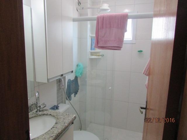 apartamento super novo frente mar 2 dormit + sacada gourmet