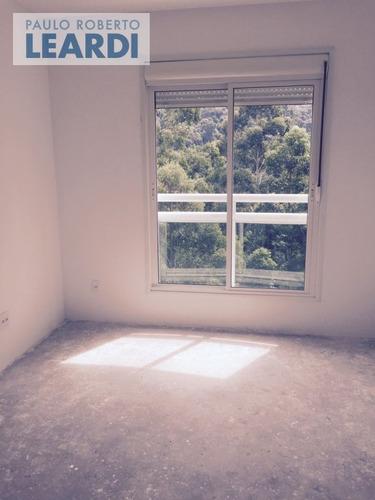 apartamento tamboré - santana de parnaíba - ref: 425511
