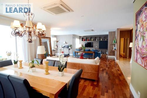 apartamento tamboré - santana de parnaíba - ref: 452849