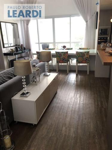 apartamento tamboré - santana de parnaíba - ref: 460450
