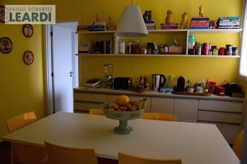 apartamento tamboré - santana de parnaíba - ref: 463010