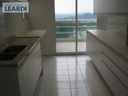 apartamento tamboré - santana de parnaíba - ref: 467657