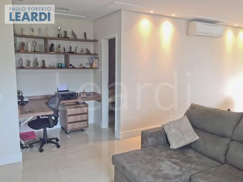 apartamento tamboré - santana de parnaíba - ref: 491138
