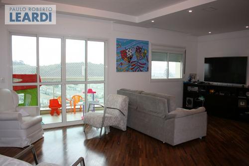 apartamento tamboré - santana de parnaíba - ref: 506221