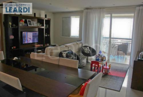 apartamento tamboré - santana de parnaíba - ref: 507641