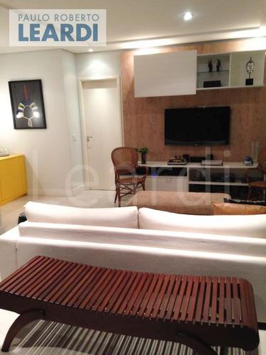 apartamento tamboré - santana de parnaíba - ref: 530343