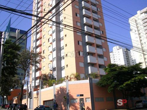 apartamento tatuape 1 dormitórios 1 banheiros 1 vagas 40 m2 - 2633