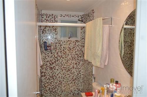 apartamento tatuape 1 suítes 3 dormitórios 1 banheiros 2 vagas 74 m2 - 2395