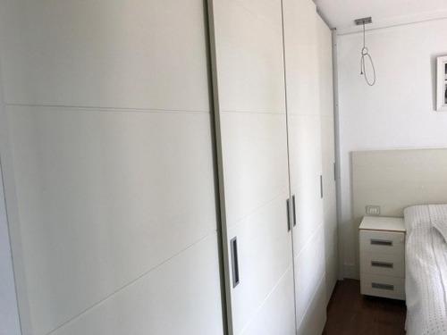 apartamento tatuapé 101m² - 3 vagas