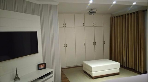 apartamento tatuapé 185 m²  cod 1927