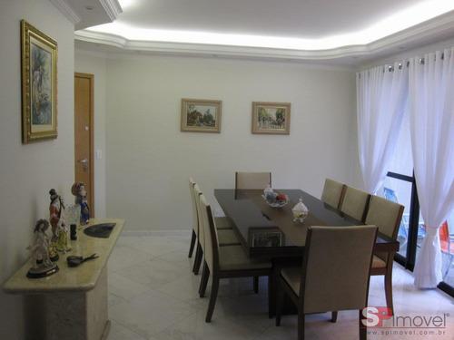 apartamento tatuape 3 suítes 3 dormitórios 1 banheiros 3 vagas 139 m2 - 2514