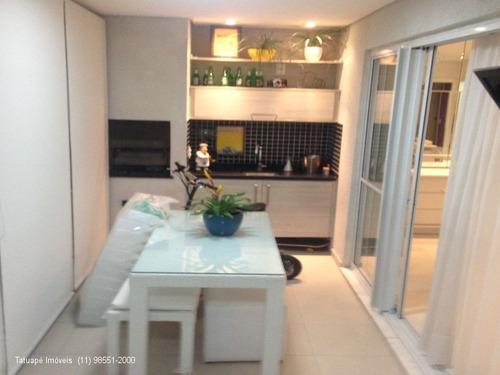 apartamento tatuapé - ligue (11) 98551_2000 - 626a - 33444860