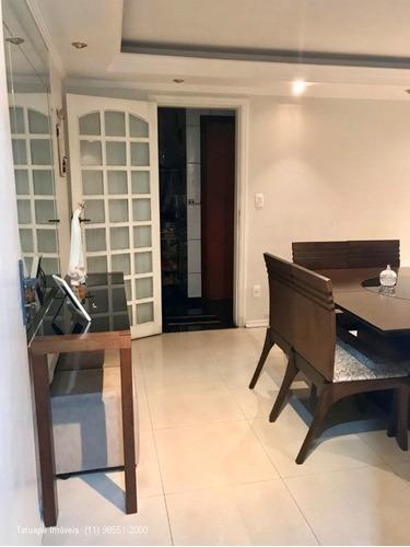 apartamento tatuapé - ligue (11) 98551_2000 - 851 - 33451492