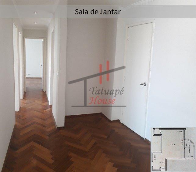 apartamento - tatuape - ref: 5608 - l-5608