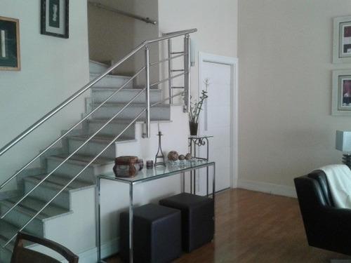 apartamento tatuapé rua serra botucatu / duplex / 146m²