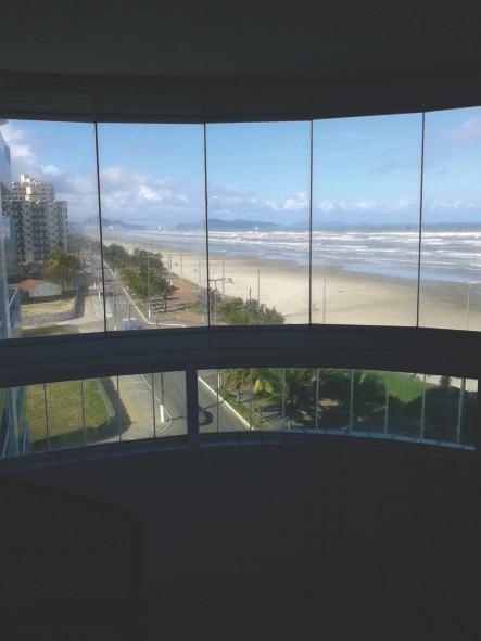 apartamento temporada alto padrão na praia grande