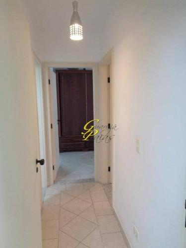 apartamento temporada para locação, pitangueiras, guarujá - ap1033. - ap1033