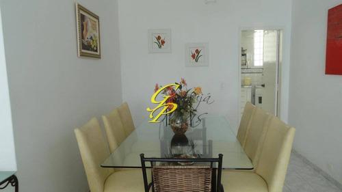 apartamento temporada para locação, pitangueiras, guarujá - ap1123. - ap1123