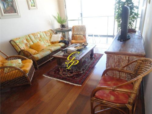 apartamento temporada para locação, pitangueiras, guarujá - ap1225. - ap1225