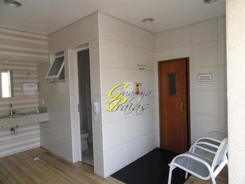 apartamento temporada para locação, pitangueiras, guarujá - ap1666. - ap1666