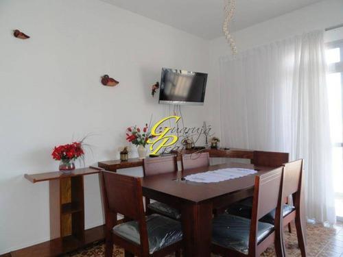 apartamento temporada para locação, pitangueiras, guarujá - ap1853. - ap1853