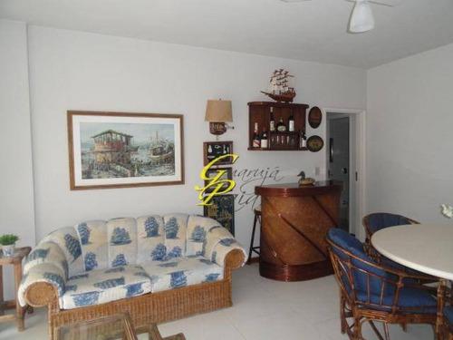 apartamento temporada para locação, pitangueiras, guarujá. - codigo: ap1248 - ap1248