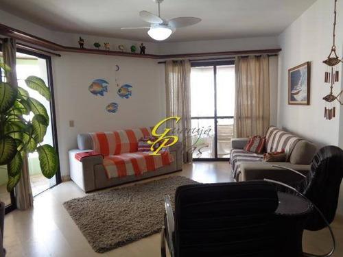 apartamento temporada para locação, praia das pitangueiras, guarujá. - codigo: ap2472 - ap2472