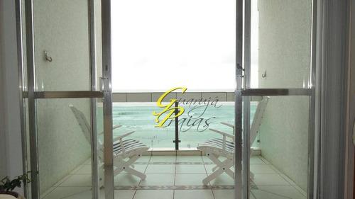apartamento temporada para locação, praia de pitangueiras, guarujá - ap0071. - ap0071