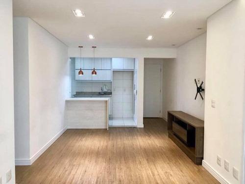 apartamento terraço gourmet tatuapé - 99m²