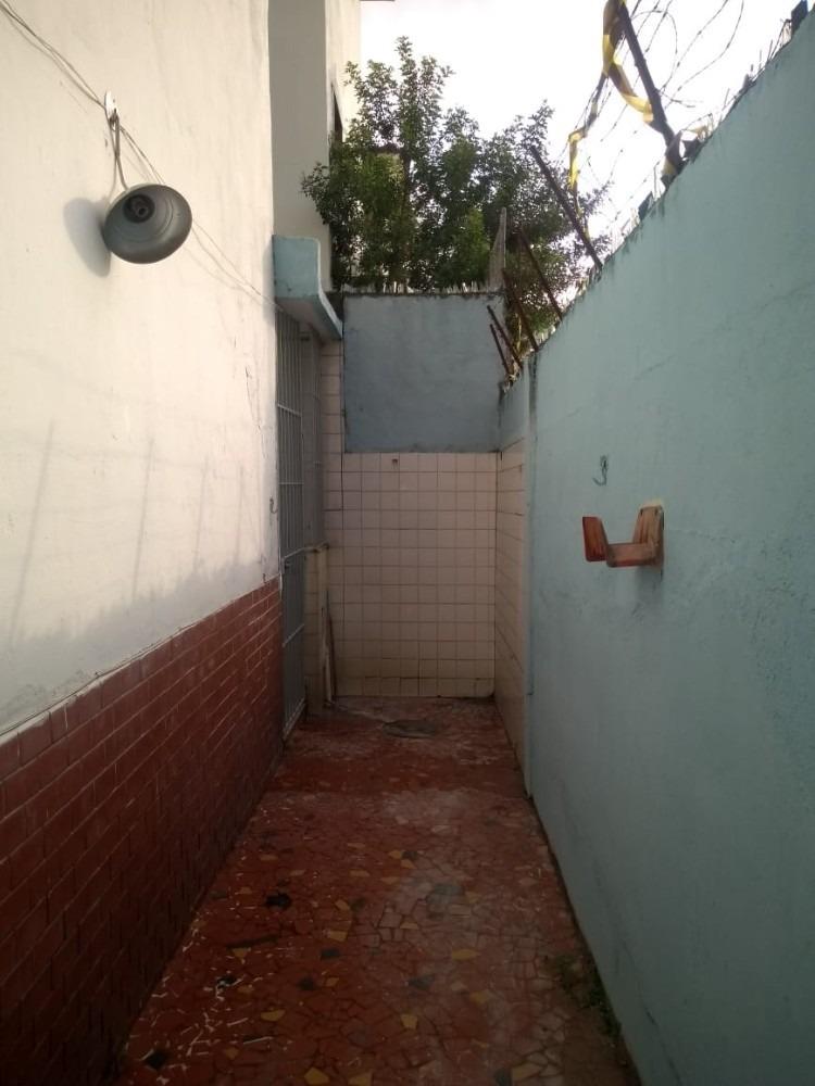 apartamento térreo com área externa privativa