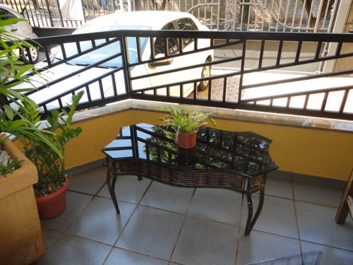 apartamento térreo frente jardim independência - 15831